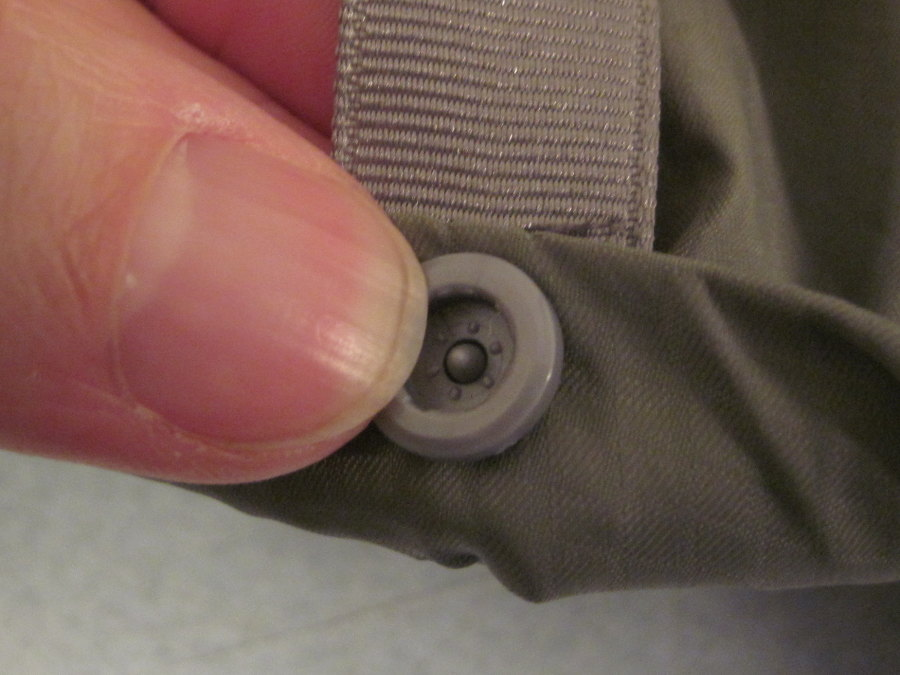 insert a kam snap cap and socket  how to make a clew underquilt  rh   leiavoia